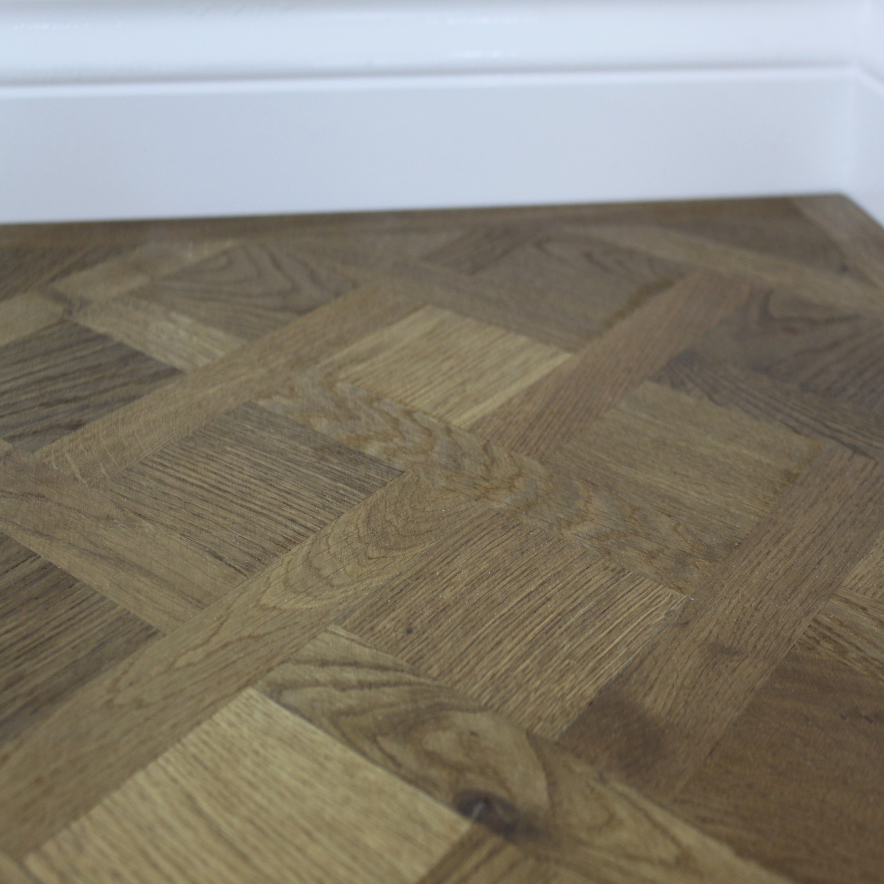 Maxi Versailles Panels  Smoked Oak Natural Oiled  Engineered Wood Flooring  580x580mm