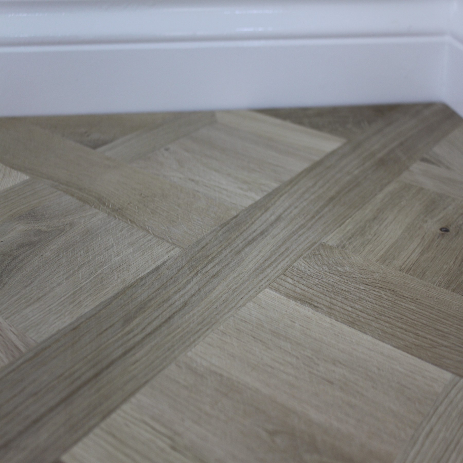 Maxi Versailles Panels  Oak Unfinished  Engineered Wood Flooring  580x580mm