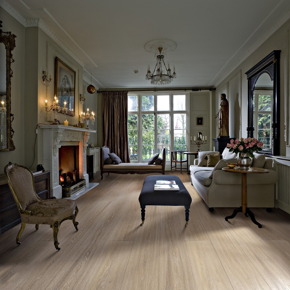 KAHRS Grande Oak  Manor Oiled Swedish Engineered Flooring 260mm - CALL FOR PRICE