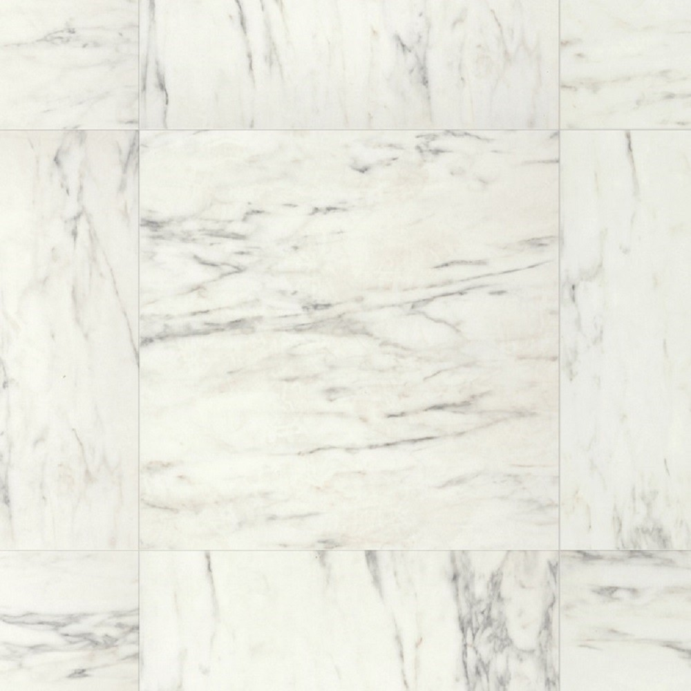 QUICK STEP LAMINATE ARTE COLLECTION MARBLE CARRARA FLOORING  9.5mm