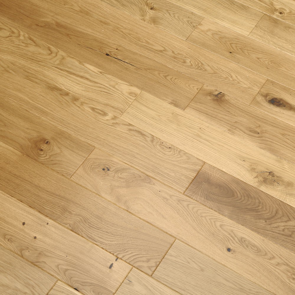 LIVIGNA STRUCTURAL ENGINEERED WOOD FLOORING OAK BRUSHED OILED 190x1900mm