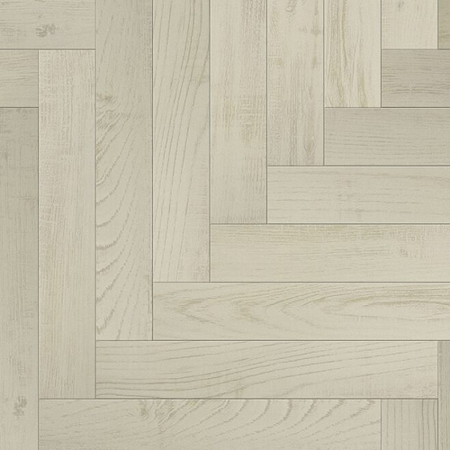 NATURAL SOLUTIONS CHATEAU HERRINGBONE WHITE CHESTNUT LAMINATE WOOD FLOORING 8mm