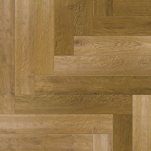 NATURAL SOLUTIONS CHATEAU HERRINGBONE HONEY OAK LAMINATE WOOD FLOORING 8mm