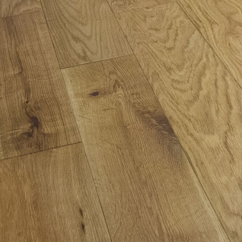 NATURAL SOLUTIONS NEXT STEP 125 OAK RUSTIC BRUSHED&UV OILED 125xRandom