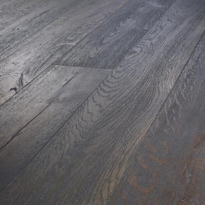YNDE-NYC ENGINEERED WOOD FLOORING MULTIPLY  NYC PREMIUM DESIGNERS COLLECTION REACTION GREY PUTNAM OAK OILED 190x1900mm