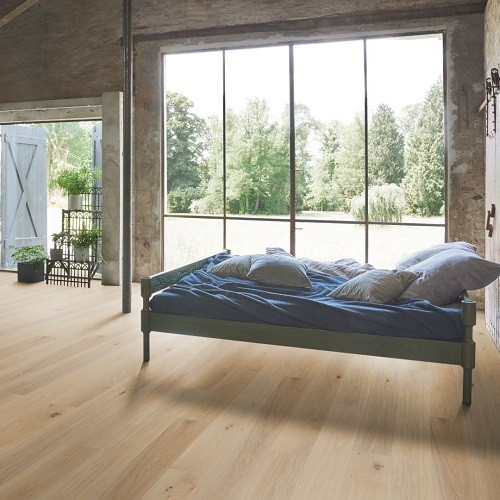 PARADOR ENGINEERED WOOD FLOORING WIDE-PLANK TRENDTIME-4 OAK CLEAR MATT LACQUERED 2010X160MM