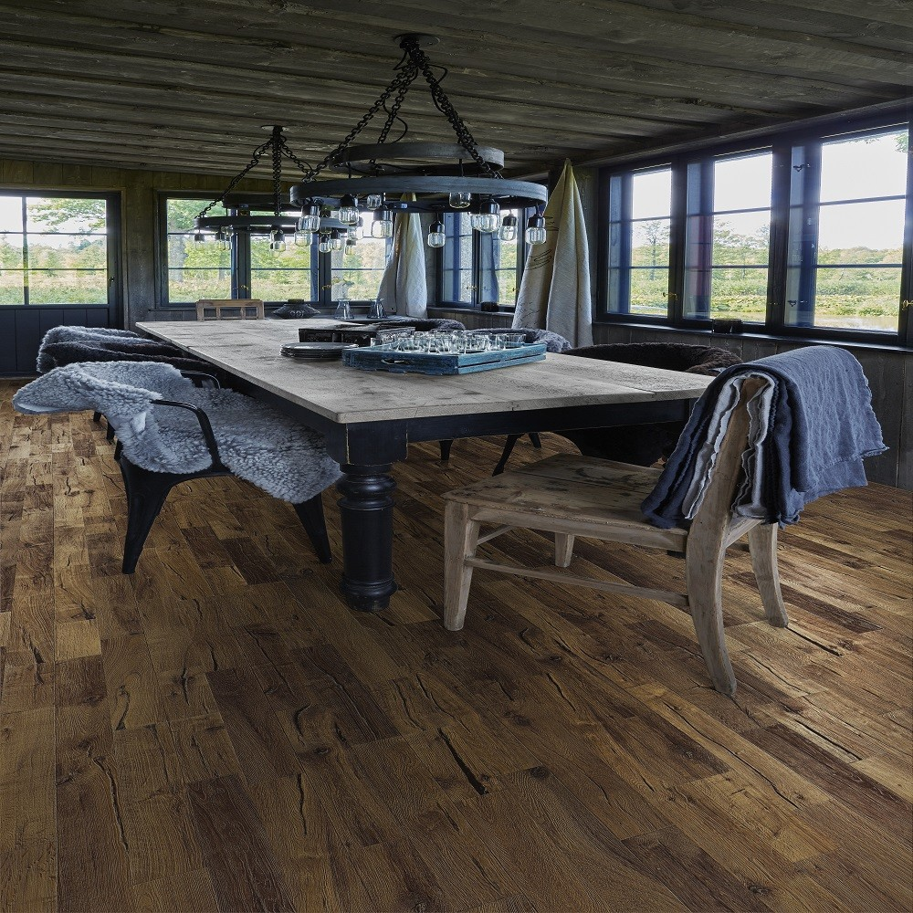 KAHRS Da Capo Oak Domo Oiled Swedish Engineered Flooring  190mm - CALL FOR PRICE
