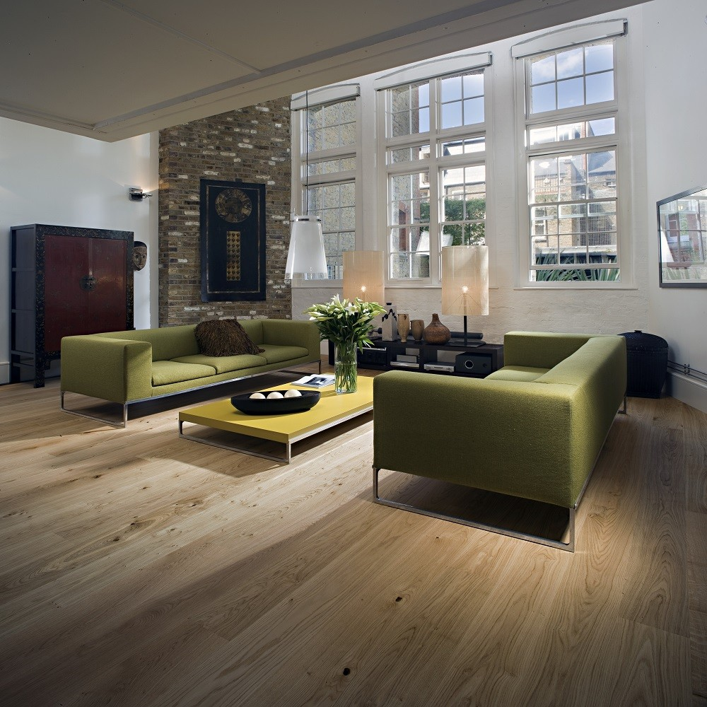 KAHRS European Naturals Oak HAMPSHIRE OAK SATIN LACQUERED   Swedish Engineered  187mm - CALL FOR PRICE