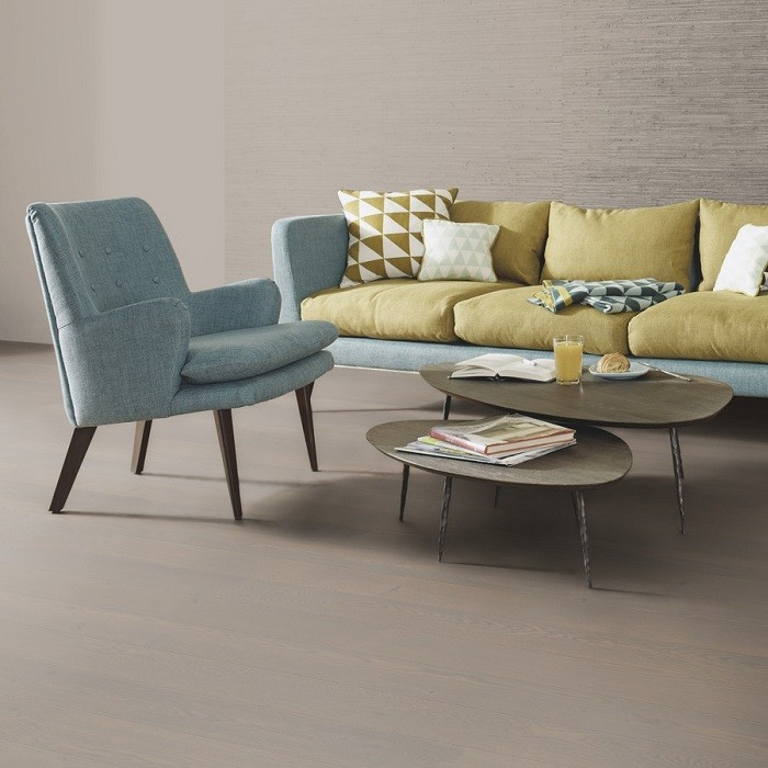 BOEN ENGINEERED WOOD FLOORING URBAN COLLECTION HORIZON OAK PRIME BRUSHED LIVE PURE LACQUERED 138MM - CALL FOR PRICE