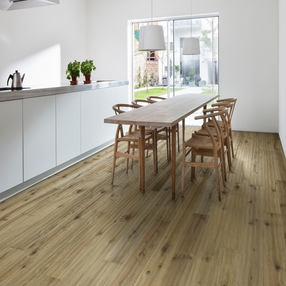 KAHRS Smaland  Oak More Oiled Swedish Engineered Flooring 187MM - CALL FOR PRICE
