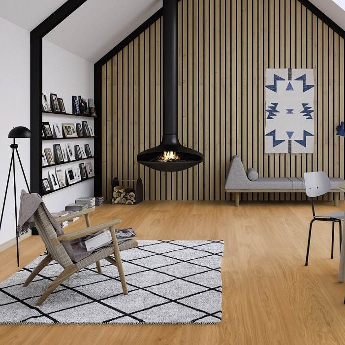 BOEN ENGINEERED WOOD FLOORING NORDIC COLLECTION CHALET NATURE  OAK OILED 200MM - CALL FOR PRICE