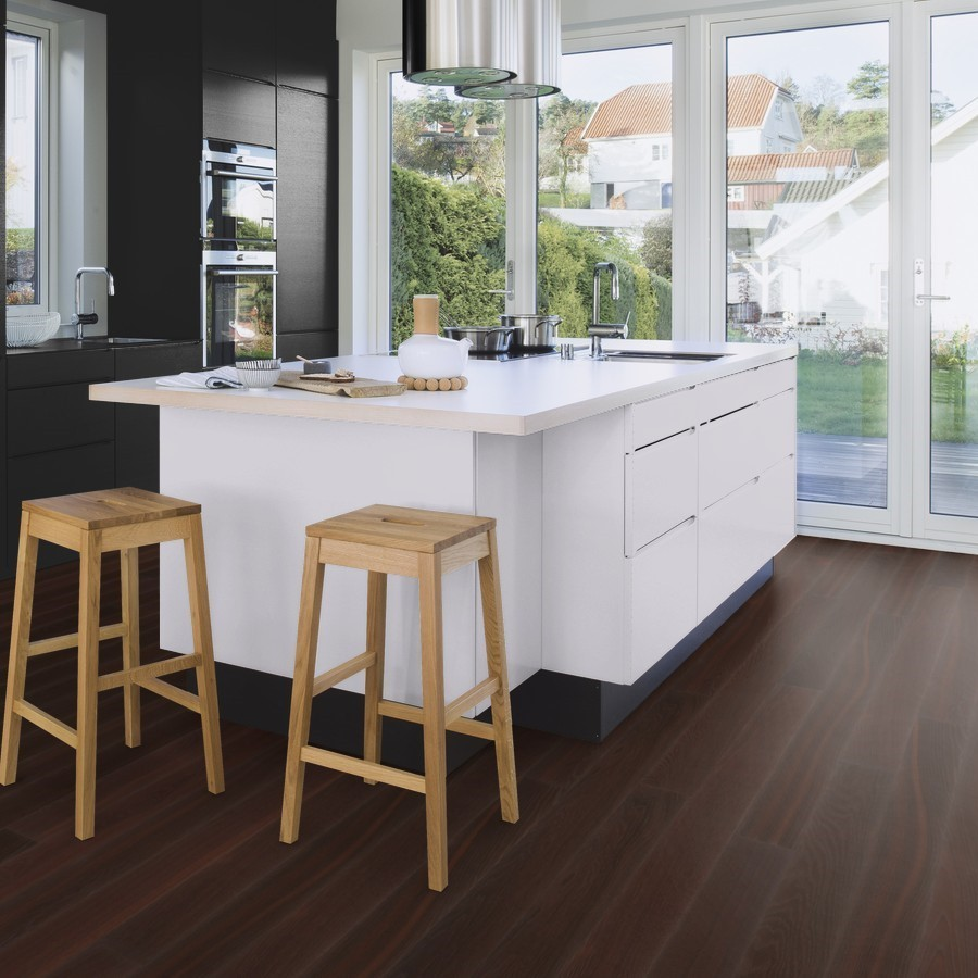 BOEN Urban Contrast Collection OAK NOIR  Engineered Wood Flooring 138mm  - CALL FOR PRICE