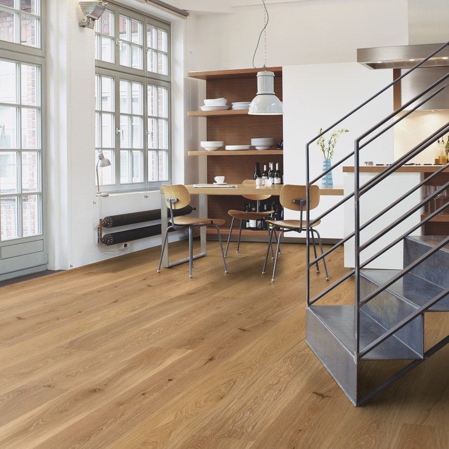 BOEN ENGINEERED WOOD FLOORING NORDIC COLLECTION OLD GREY OAK BRUSHED RUSTIC OILED 138MM