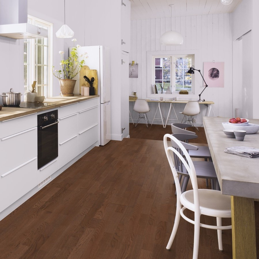 BOEN ENGINEERED WOOD FLOORING URBAN COLLECTION OREGON OAK PRIME MATT LACQUERED 138MM-CALL FOR PRICE