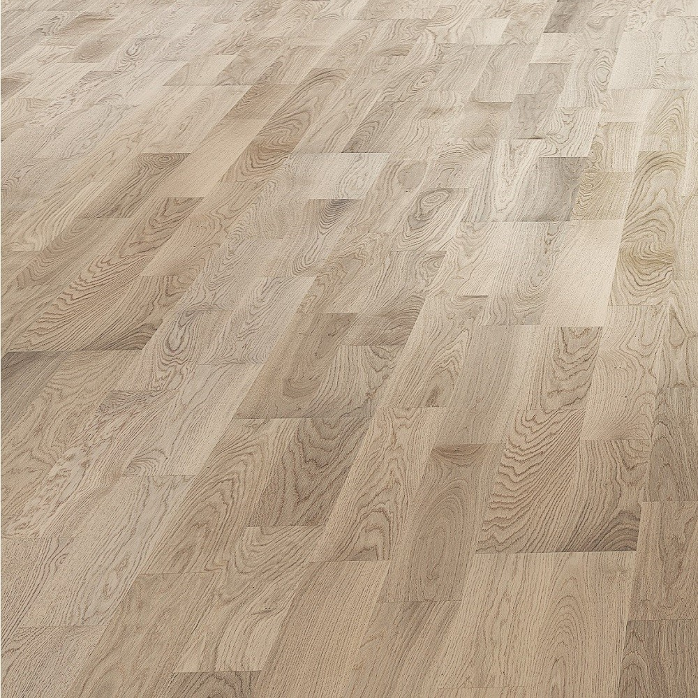 KAHRS Sand Collection Oak PORTOFINO  Matt Lacquered Swedish Engineered  Flooring 200mm - CALL FOR PRICE