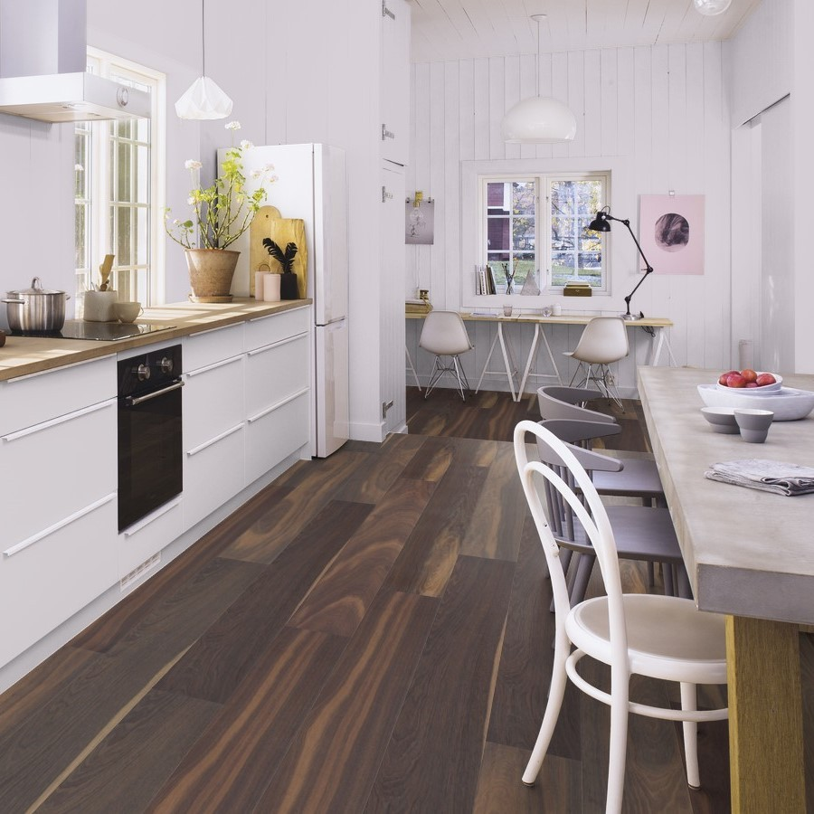 BOEN Urban Contrast Collection OAK SHADOW Engineered Wood Flooring 138mm  - CALL FOR PRICE
