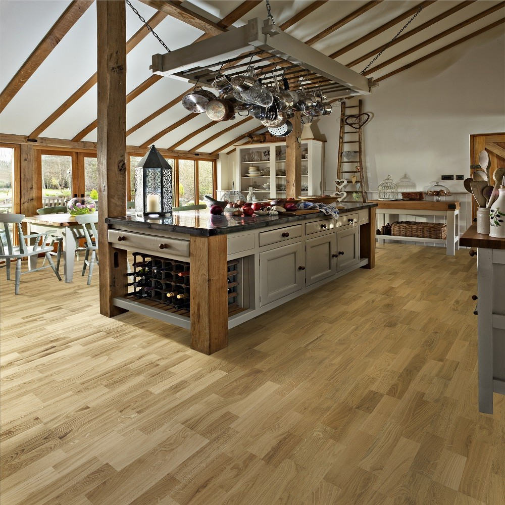 KAHRS European Naturals Oak SIENA MATT LACQUERED  Swedish Engineered  Flooring 200mm - CALL FOR PRICE