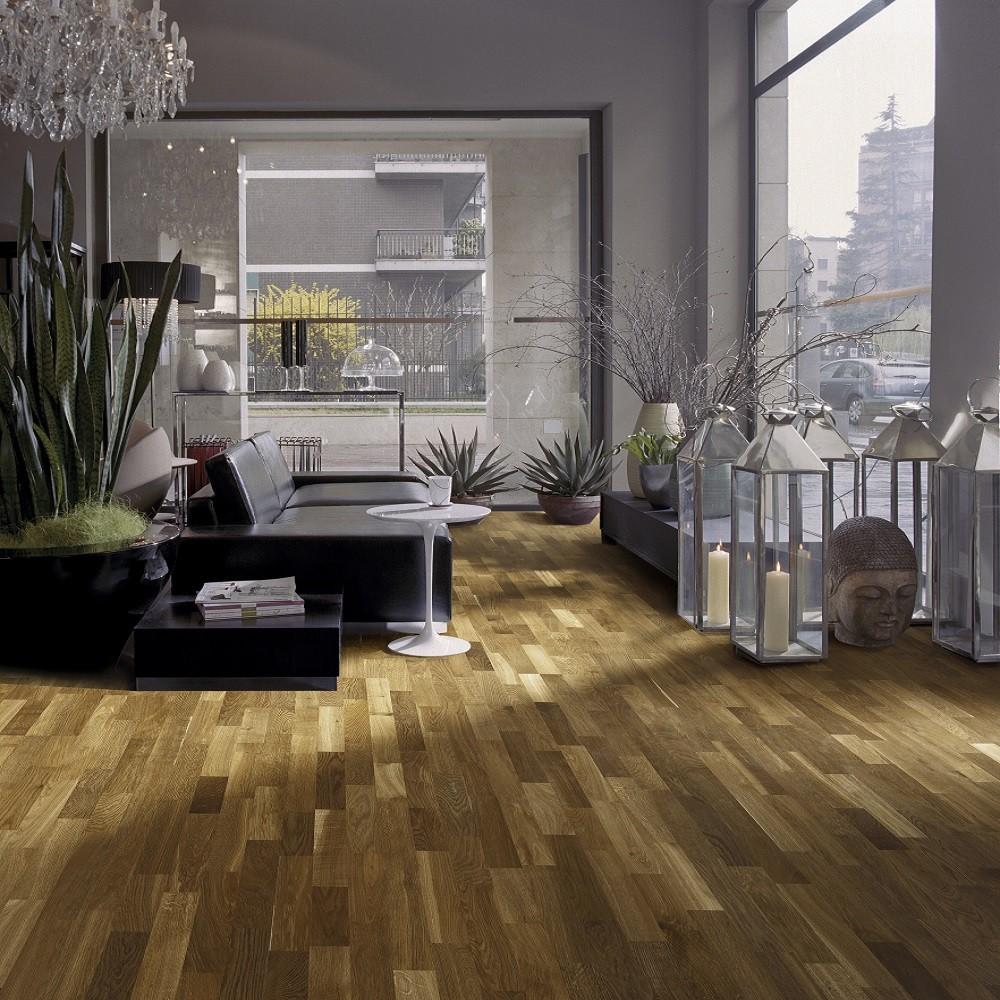 KAHRS Harmony Collection Oak SMOKE Oiled  Swedish Engineered  Flooring 200mm - CALL FOR PRICE
