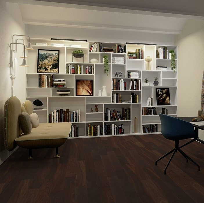 BOEN ENGINEERED WOOD FLOORING CLASSIC COLLECTION SMOKED NATURE OAK PRIME MATT LACQUERED 135MM-CALL FOR PRICE
