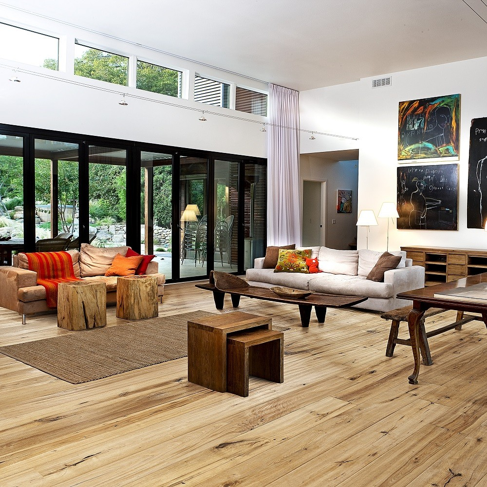 KAHRS Artisan Collection Oak Straw Nature Oil Swedish Engineered  Flooring 190mm - CALL FOR PRICE