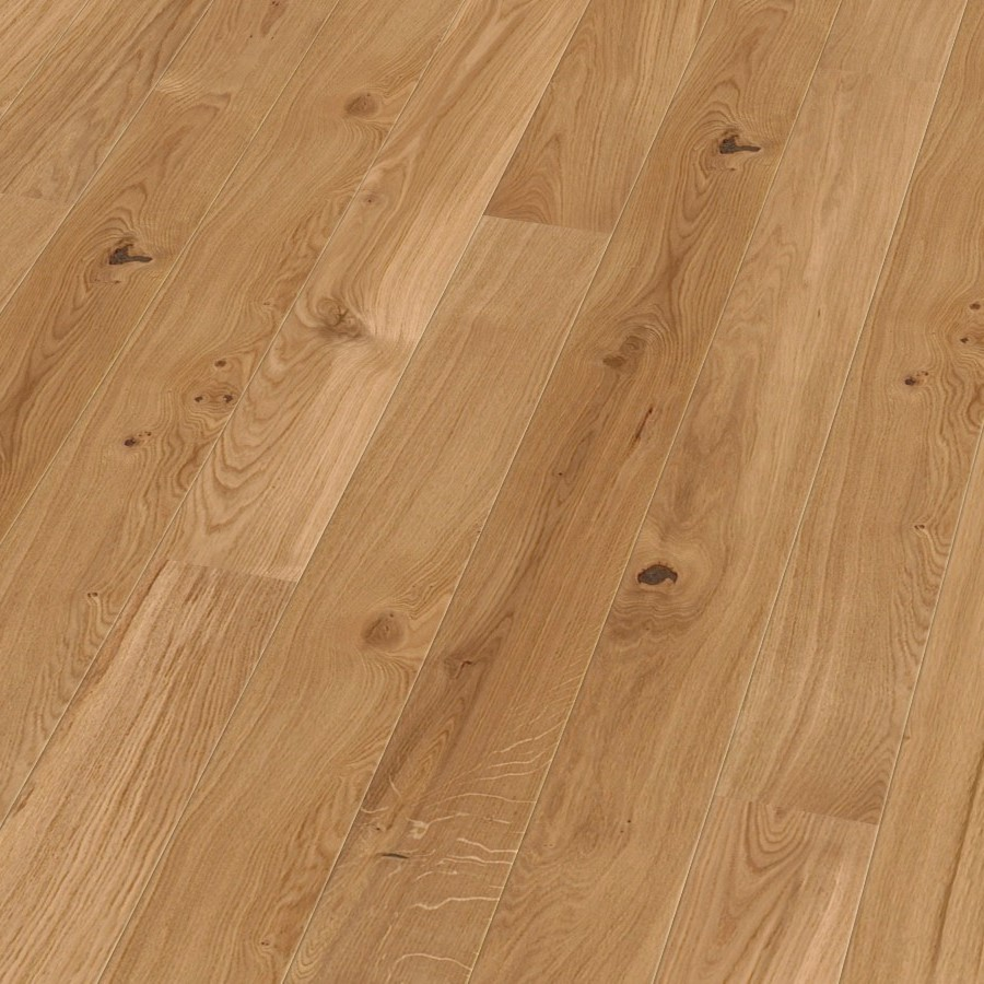 BOEN ENGINEERED WOOD FLOORING RUSTIC COLLECTION VIVO OAK BRUSHED RUSTIC OILED 138MM