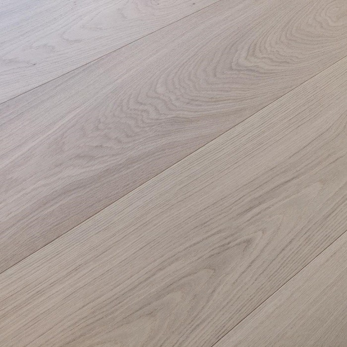 YNDE-242 ENGINEERED WOOD FLOORING  EUROPEAN PRODUCTION  CAPPUCCINO WHITE 242x2350mm