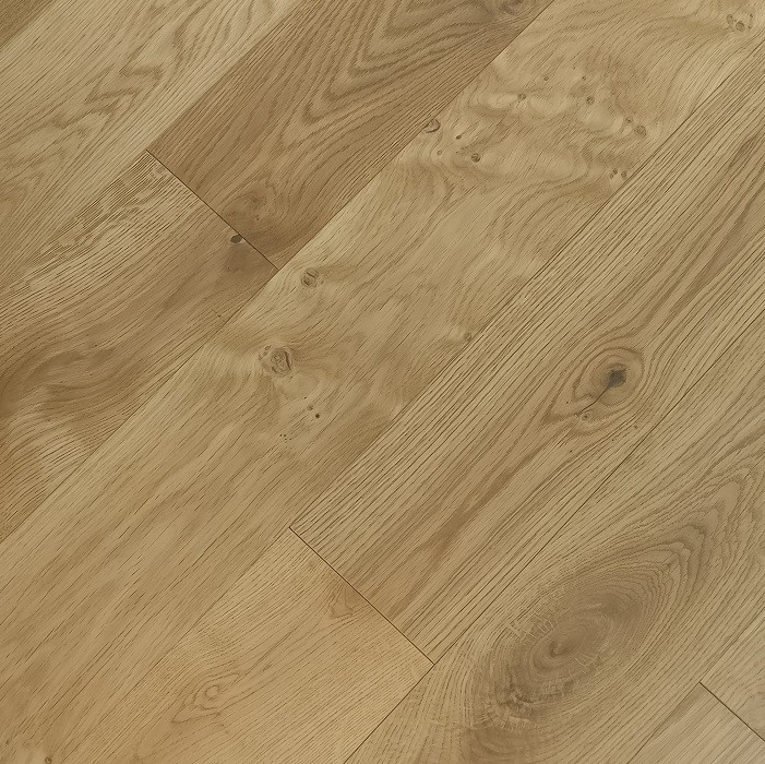 YNDE-125 ENGINEERED WOOD FLOORING RANDOM LENGTH BRUSHED OILED OAK 125MM