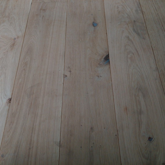 YNDE-165 ENGINEERED WOOD FLOORING UNFINISHED OAK 165x1900mm