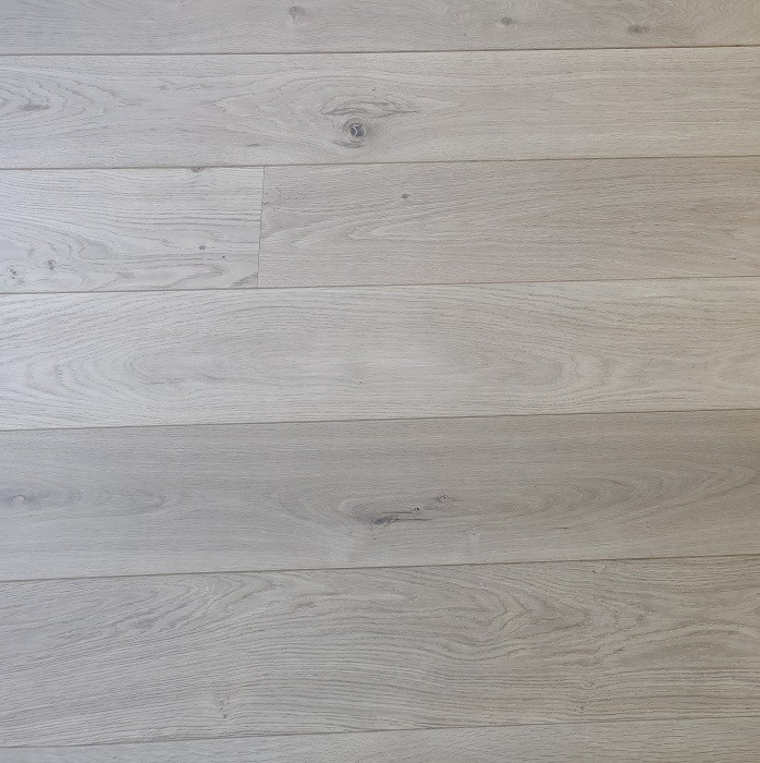 YNDE-190 ENGINEERED WOOD FLOORING RUSTIC INVISIBLE FINISH BRUSHED RAW OAK 190x1900mm