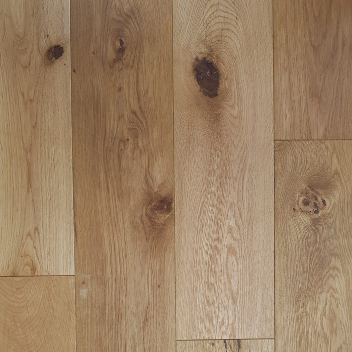 LIVIGNA STRUCTURAL ENGINEERED WOOD FLOORING OAK OILED 150X400-1500mm