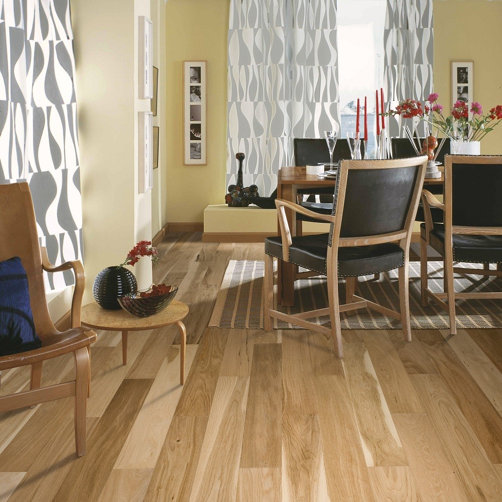 KAHRS Unity Collection Oak Park Matt Lacquer  Swedish Engineered  Flooring 125mm - CALL FOR PRICE