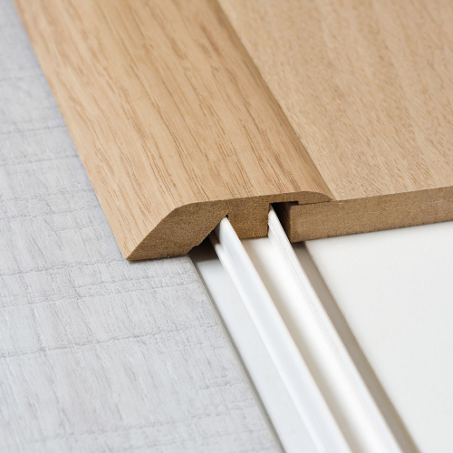 QUICK STEP ENGINEERED  PALAZZO 5 in 1 INCIZO PROFILES: RAMP, T-BAR, SQUARE EDGE, NOSING