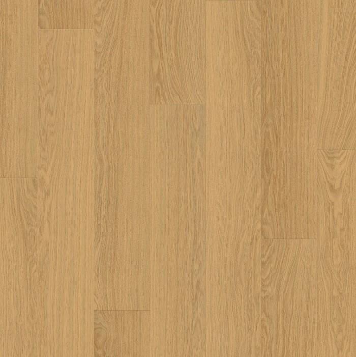QUICK STEP VINYL WATERPROOF PULSE CLICK COLLECTION PURE OAK HONEY FLOORING 4.5mm