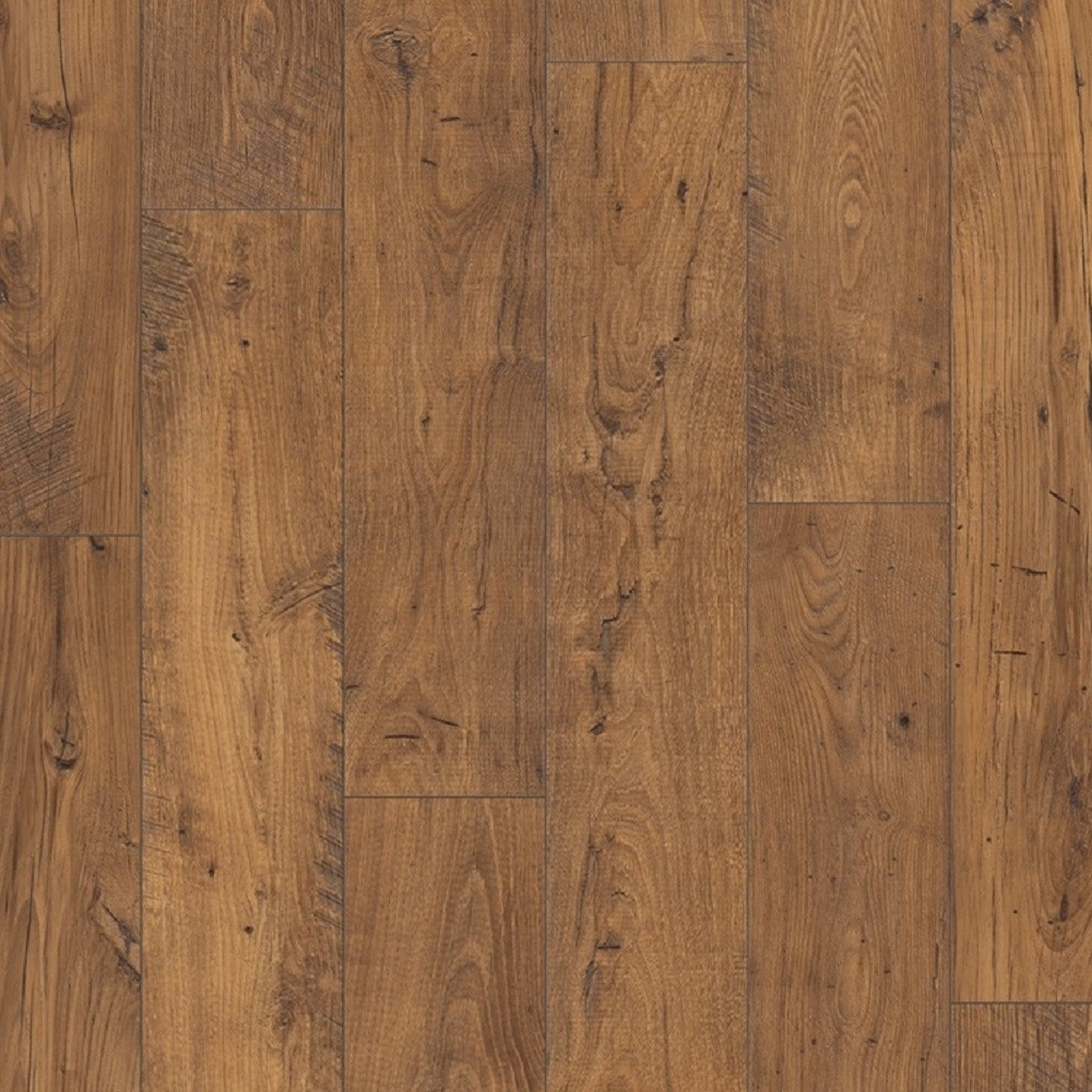 QUICK STEP LAMINATE PERSPECTIVE WIDE  COLLECTION RECLAIMED CHESTNUT ANTIQUE FLOORING 9.5mm