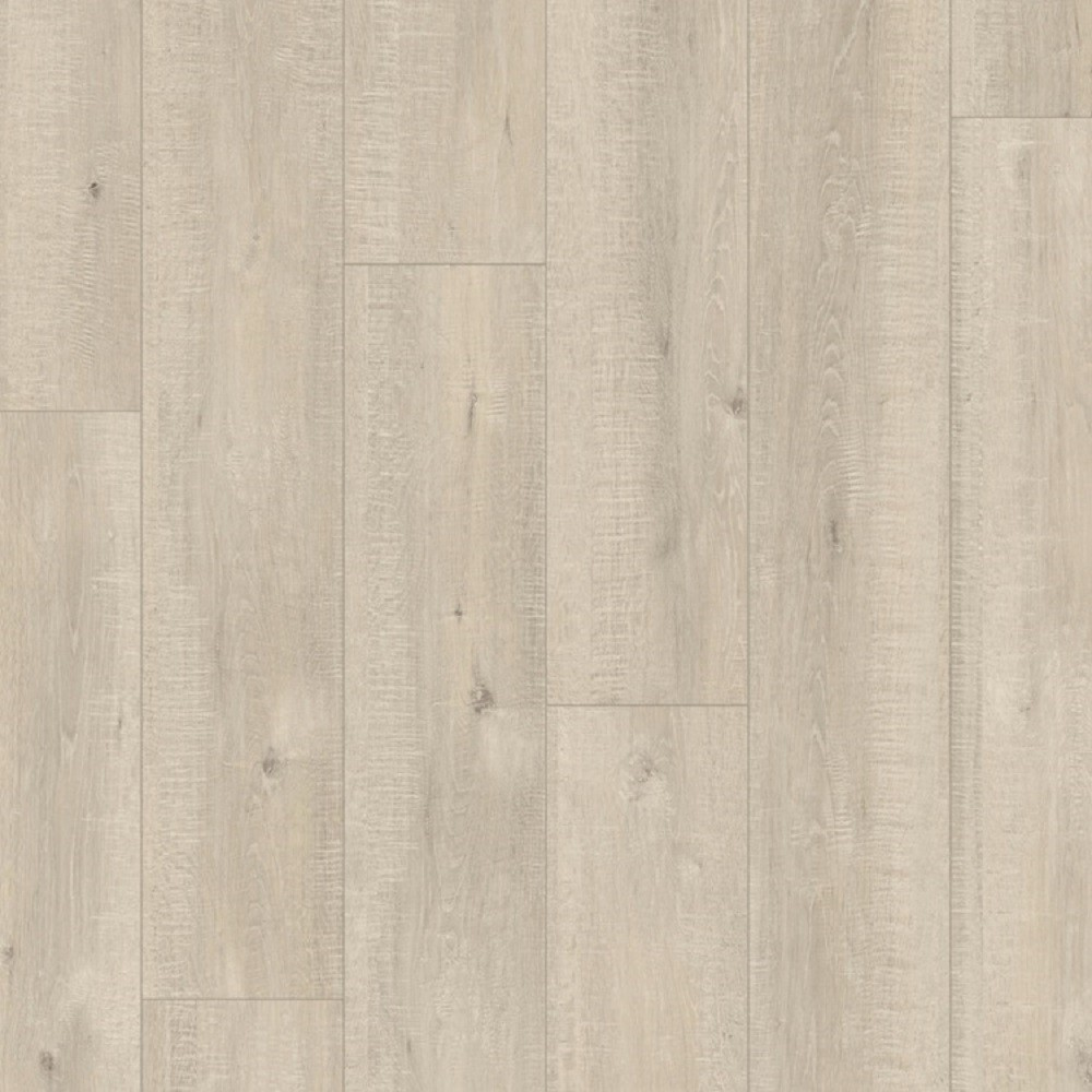 QUICK STEP LAMINATE IMPRESSIVE COLLECTION SAW CUT OAK BEIGE FLOORING 8mm
