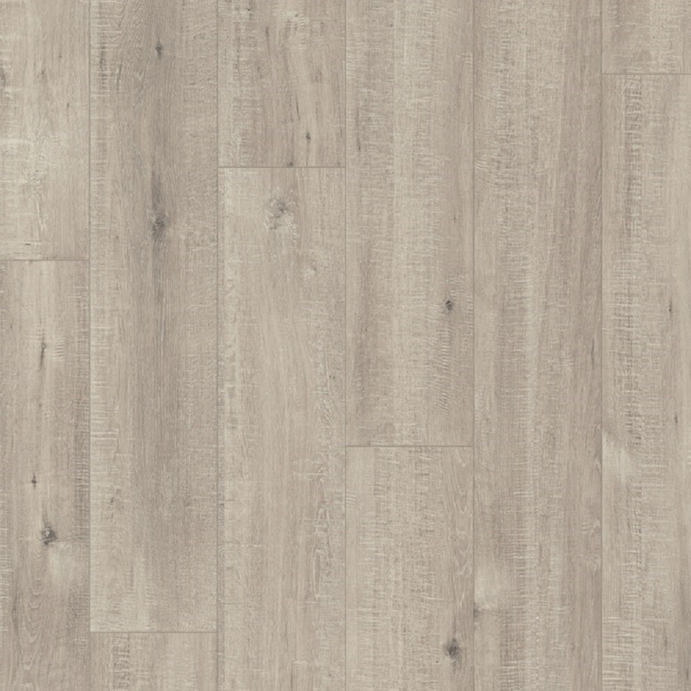 QUICK STEP LAMINATE IMPRESSIVE COLLECTION SAW CUT OAK GREY FLOORING 8mm