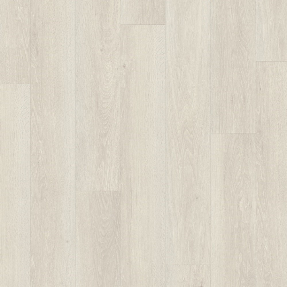 QUICK STEP VINYL WATERPROOF PULSE CLICK COLLECTION SEA BREEZE OAK LIGHT FLOORING 4.5mm