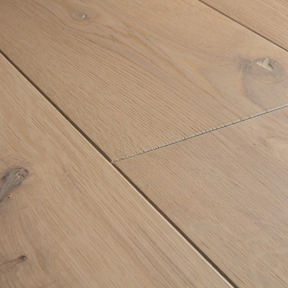 QUICK STEP ENGINEERED WOOD PALAZZO COLLECTION OAK SEABED OILED  FLOORING 120x1820mm