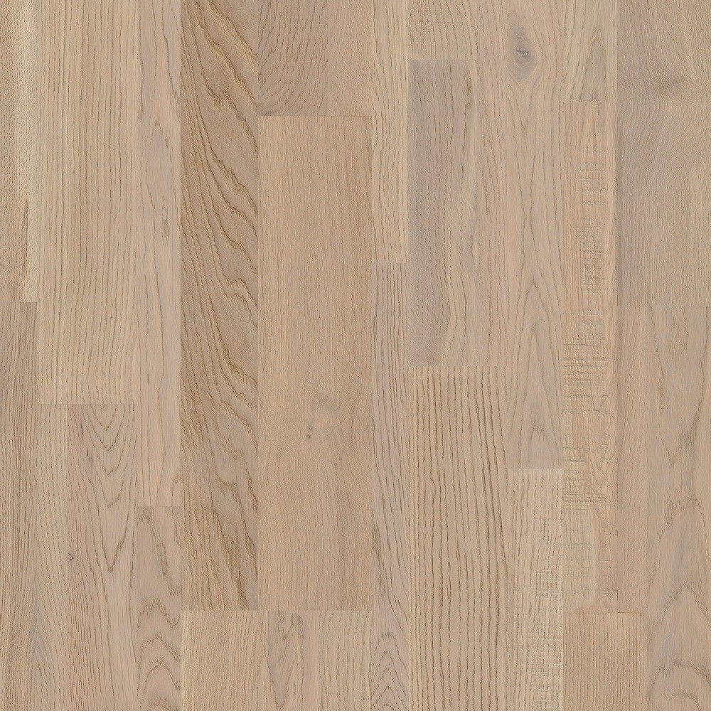 QUICK STEP ENGINEERED WOOD VARIANO COLLECTION  OAK SEASHELL WHITE LACQUERED FLOORING  190x2200mm