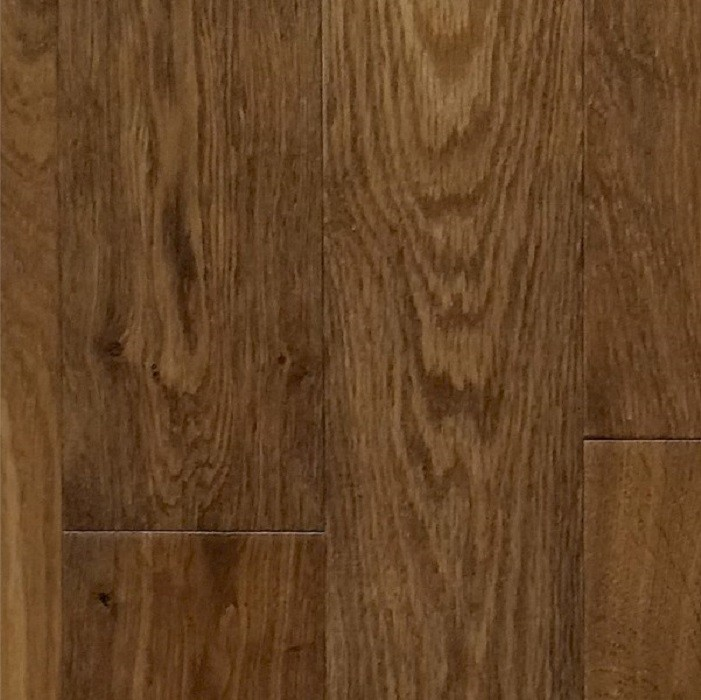 CANADIA ENGINEERED WOOD FLOORING MONTREAL COLLECTION OAK SMOKED WHITE RUSTIC BRUSHED UV MATT LACQUERED 125X300-1200MM