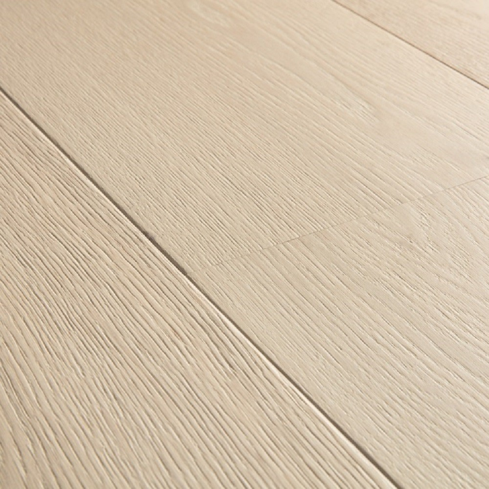 QUICK STEP ENGINEERED WOOD PALAZZO COLLECTION OAK SNOW WHITE OAK  EXTRA MATT LACQUERED FLOORING 120x1820mm