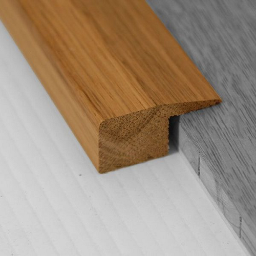REAL SOLID WOOD PROFILE SQUARE EDGE