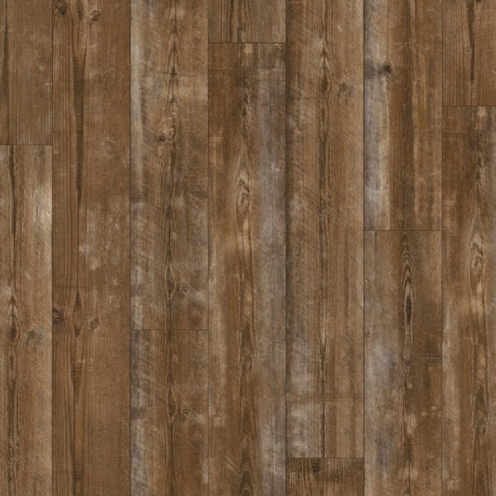 QUICK STEP VINYL WATERPROOF PULSE CLICK COLLECTION SUNDOWN PINE FLOORING 4.5mm