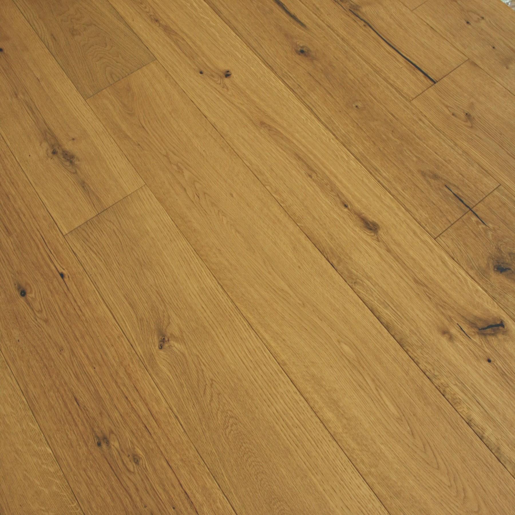 DEPRESSA LANCASTER Oak Flooring Brushed & Oiled