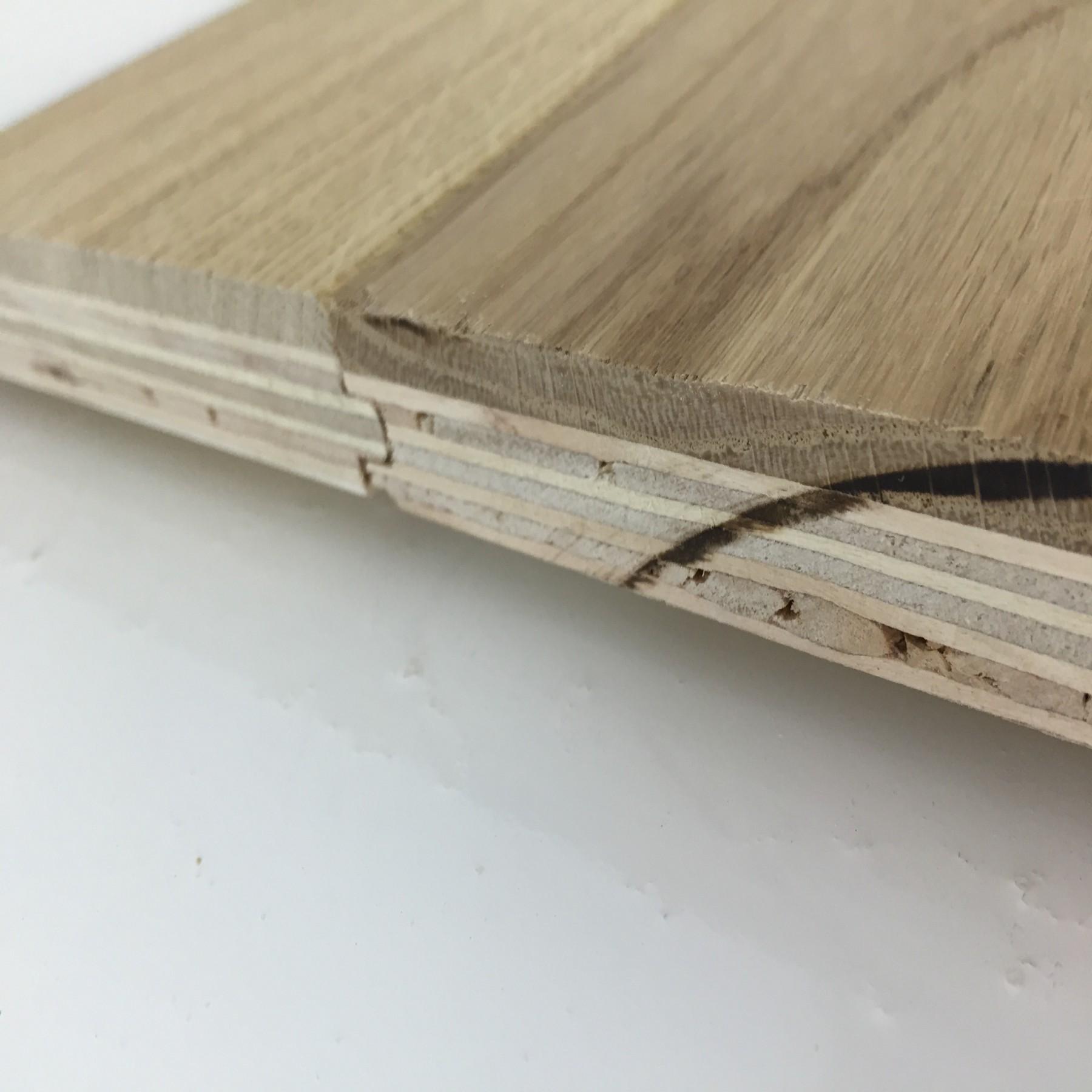 BELLA ATLANTA Oak Flooring Brushed & Oiled