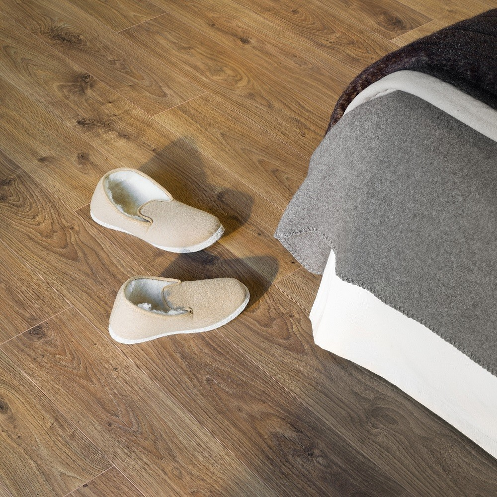 QUICK STEP LAMINATE ELITE COLLECTION OAK  MEDIUM WHITE FLOORING 8mm