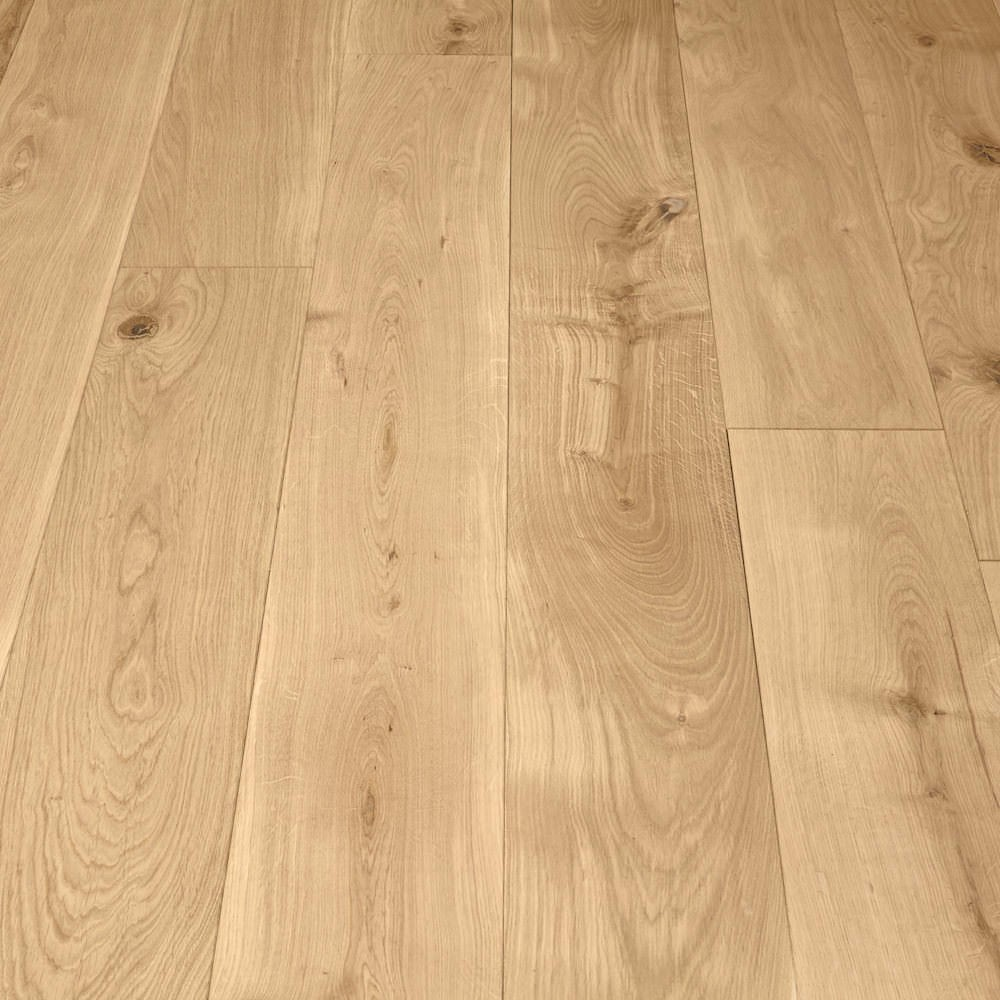 YNDE-190 ENGINEERED WOOD FLOORING UNFINISHED COUNTRY OAK 190x1900mm