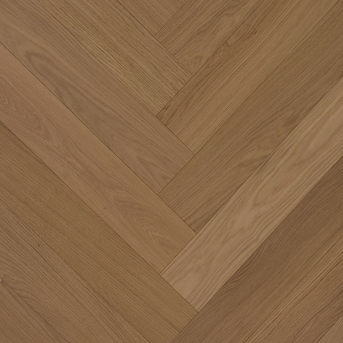 LAMETT HERRINGBONE  ENGINEERED WOOD FLOORING SORRENTO COLLECTION VILLA OAK 120X600MM