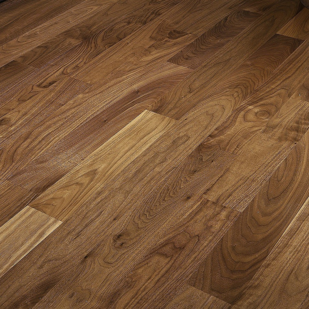 KAHRS American Naturals Walnut PHILADELPHIA Satin Lacquered Swedish Engineered  Flooring 200mm - CALL FOR PRICE