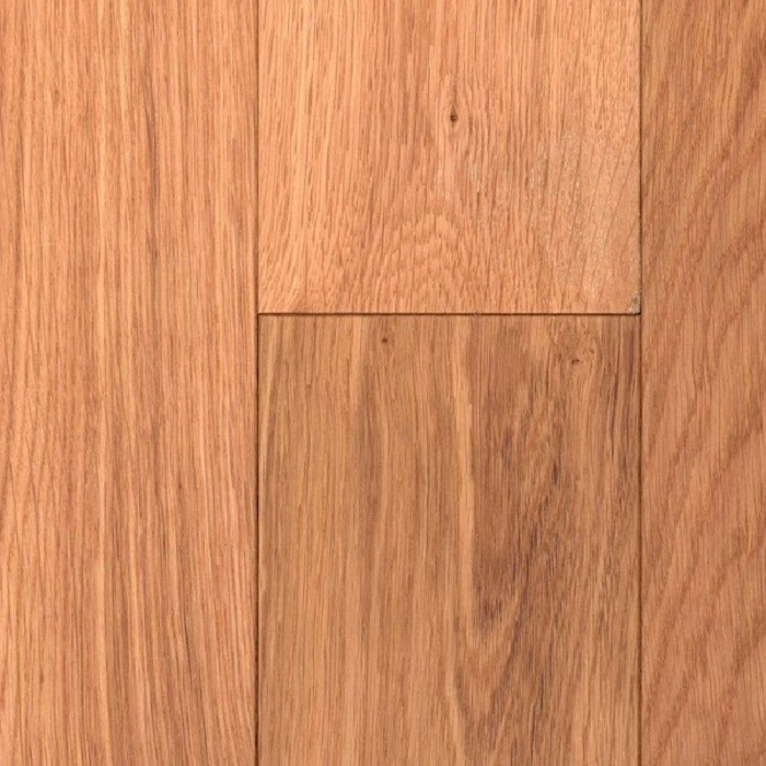 CANADIA ENGINEERED WOOD FLOORING MONTREAL COLLECTION OAK WHITE BRUSHED RUSTIC UV MATT LACQUERED 125X300-1200MM